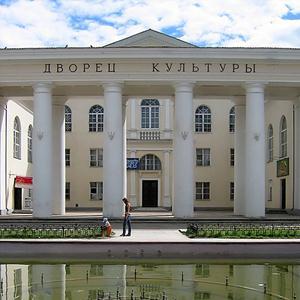 Дворцы и дома культуры Кадникова