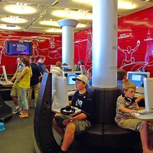 Интернет-кафе Кадникова