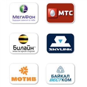 Операторы сотовой связи Кадникова