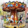 Парки культуры и отдыха в Кадникове
