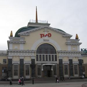 Железнодорожные вокзалы Кадникова